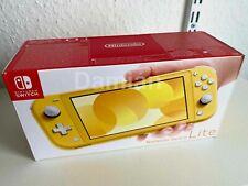 Nintendo Switch Lite Spielkonsole - Gelb  | Neu + Rechnung