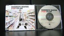 Darren Hayes - Popular 4 Track CD Single