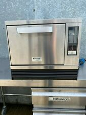 More details for used panasonic microwave/convection oven model ne-scv2