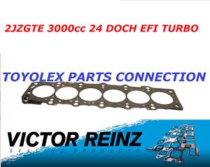 NEW VR 11115-46052 OEM SPEC CYLINDER HEAD GASKET SUPRA JZA80 93-98 2JZGTE