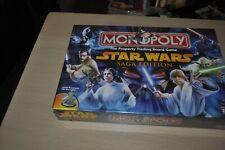 Star Wars MONOPOLY Saga Edition