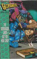 Valiant No. 2 The Geomancer Guardian of Earth  (Comic: Geomancer)  1994
