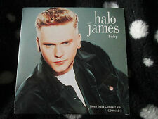 Halo James ‎– Baby Epic ‎: CDHALO 3 UK Promo CD Single