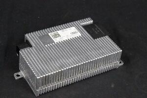 Original Audi Q7 4M Control Unit For Heatable Screen Transducer 4M0907133