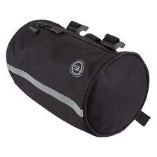 Sunlite Handlebar Roll Bag Bag Sunlt Hbar Roll W/liner Bk Bk (G)