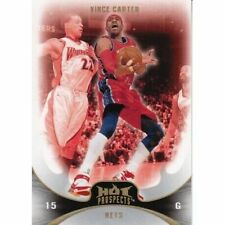 Cartes de basketball Fleer Vince Carter