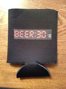 Beer:30 Funny Novelty Can Cooler Koozie