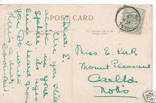 Genealogy Postcard - Family History - Kirk - Carlton - Nottinghamshire BR375