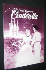 R81 Original CINDERELLA Campaign Guide Complete Uncut