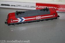 Fleischmann 81 7320 K Elok Baureihe 145 HGK Spur N OVP