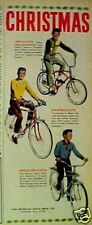 "1966 Murray Christmas Bicycles Wildcats~Light~Middleweight Bikes 5 1/4 x 13"" AD"