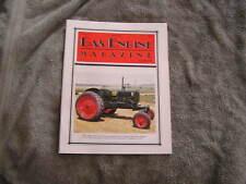 Gas Engine Magazine March  1989 Volume 24 no. 3