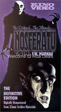 Nosferatu (VHS, 1991) (Brand new sealed)