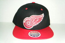 Detroit Red Wings Authentic  Snapback Hat NWT