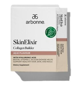 SALE!!! Arbonne Skin Elixir Collagen Builder Hyaluronic Acid