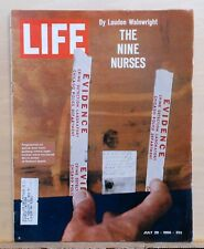 Life Magazine - July 29, 1966 - Richard Speck and the Nine Nurses - Ray Charles