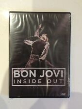 BON JOVI Inside Out *PROMO DVD* BRAND NEW SEALED