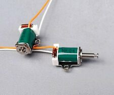 2pcs DC 5V 6V Miniature Solenoid Push Pull Type Inhaled Micro Electromagnet