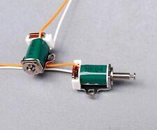 2pcs DC 5V 6V Miniature Solenoid Push Pull Type Inhaled Micro Electromagnet