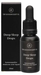The Goodnight Co. Deep Sleep Drops Oral Liquid 20ml