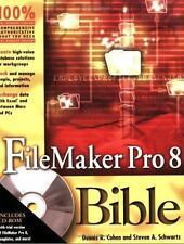 FileMaker Pro 8 Bible-ExLibrary