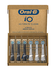 Oral B iO Series Replacement Brush Heads 6 ct FREE SHIPPING