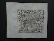 1716 Pat Gordon Atlas Rob Morden map France