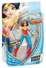 DC Comics Super Hero Girls Wonder Woman Action Figure 15cm MATTEL