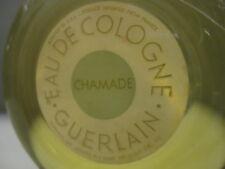 ALL ORIGINAL GUERLAIN CHAMADE EAU DE COLOGNE LARGE & SEALED 1969 FRANCE (#3)