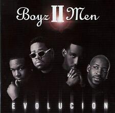 BOYZ II MEN : EVOLUTION / CD - NEU