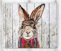 Hare in Bowtie Table Placemat