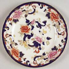"MANDALAY Mason's Dinner Plate 10.5"" diameter NEW NEVER USED made in England"