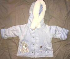 Bébé pour GARÇONS Disney Winnie L'Ourson Vert Taille Veste 3-6 M Mois Vêtements garçons (0-24 mois) Manteaux, vestes, tenues neige