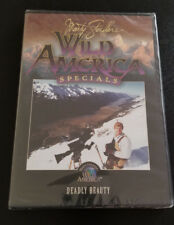"Marty Stouffer's Wild America Specials DVD: ""Deadly Beauty"" Brand New"