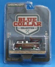 Greenlight Blue Collar R6 1966 Volkswagen Type 2 Dbl Cab Pickup GREEN MACHINE