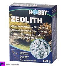 Hobby Zeolith 5-8mm 500g Filtermaterial gegen Umweltgifte u.Fäulnisprodukte