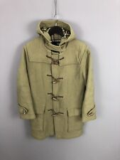 BURBERRY Duffle Coat - Small UK10 - Green - Great Condition - Women's