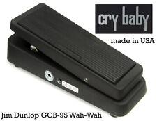 Dunlop Crybaby gcb-95 wah-wah | efecto dispositivo | Dunlop gcb95 | the original