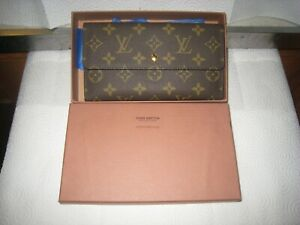 Louis Vuitton Brand New Wallet Card Holder Paris France