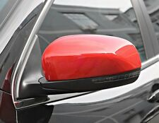For Jeep Cherokee 2014-2017 Door Mirror Overlay Red Color Trims Car Accessories