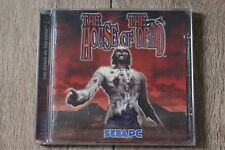 rare jeu SEGA PC CD Rom The house of the dead 1998