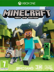 Minecraft Xbox One Video Game Fast Delivery!