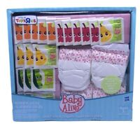 New Baby Alive Doll Food and Diapers Super Refill Pack 30 pieces Toys R Us Exclu