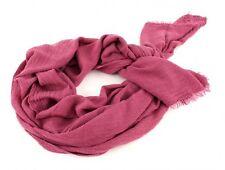 Edc de Esprit Bufanda Solid Mezcla Blush Rosa Nuevo