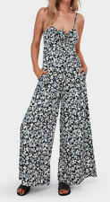 NEW BILLABONG WOMENS LADIES TEEN SIZE S (8 - 10) TWIST N SHOUT JUMPSUIT PLAYSUIT