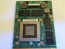 HP 728557-001 QUADRO K3100M 4GB N15E-Q1-A2 MXM 3.0 TYPE B LAPTOP VIDEO CARD