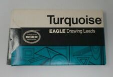 Turquoise Drawing Leads Dozen F
