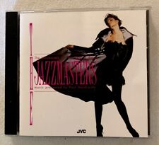 The Jazzmasters by Paul Hardcastle (CD, JVC Compact Discs) 1993
