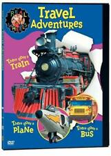 Real Wheels: Travel Adventures [DVD] NEW!