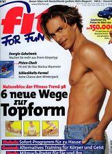 Fit for Fun 12/1997 - Naturobics, Tinnitus, asiatische Eßkultur,Winterdepression